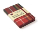 Buchanan Reproduction: Waverley Genuine Tartan Cloth Commonplace Notebook (9cm x 14cm) - Book