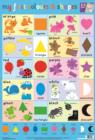Colours and Shapes Wall Chart - Book