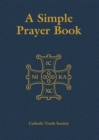 A Simple Prayer Book : Deluxe - Book