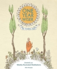 One Year Wiser : The Colouring Book: Unwind with Weekly Illustrated Meditations - Book