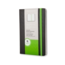 Large Black Hard Evernote Business Notebook - Book
