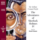 The Adventures of Sherlock Holmes - Volume IV - eAudiobook