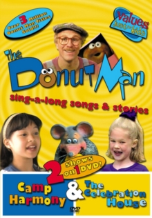 Donut Man: Camp Harmony/The Celebration House, DVD
