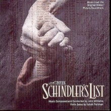 Schindler's List: Music from the Original Motion Picture Soundtrack, CD / Album