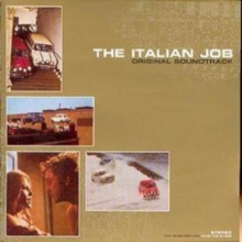 The Italian Job, CD / Album