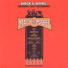 Mack & Mabel: Original Cast Recording, CD / Album