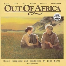 Out Of Africa: Music from the Motion Picture Soundtrack, CD / Album Cd