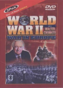 Walter Cronkite: WWII - The War in Europe, DVD