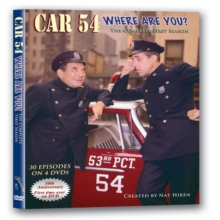Car 54, Where Are You?: The Complete First Season, DVD