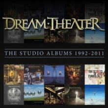 The Studio Albums 1992-2011, CD / Box Set