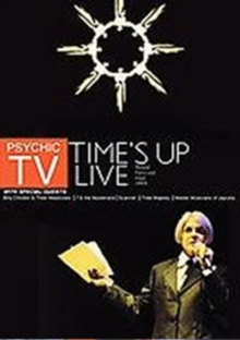 Psychic TV: Time's Up - Live, DVD