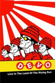 Devo: Live in the Land of the Rising Sun, DVD  DVD