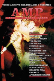 Amp: Volume 1, DVD