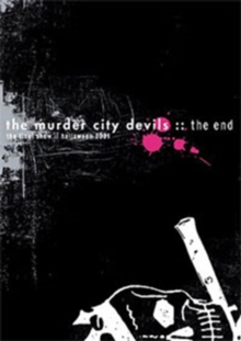 Murder City Devils: Final Show Halloween 2001, DVD