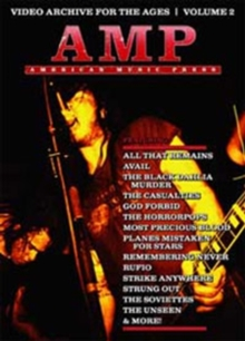 Amp: Volume 2, DVD