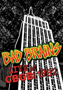 Bad Brains: Live at CBGB 1982, DVD
