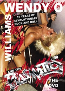 Wendy O. Williams and the Plasmatics: 10 Years of The..., DVD  DVD