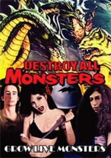 Destroy All Monsters: Grow Live Monsters, DVD