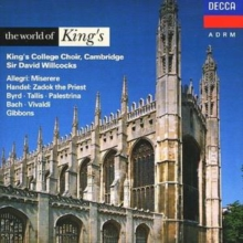 World of King's College, CD / Album