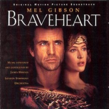 Braveheart: Original Soundtrack, CD / Album