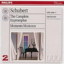 The Complete Impromptus, CD / Album Cd