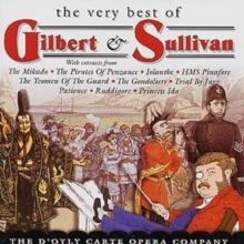 The Very Best of Gilbert & Sullivan, CD / Album