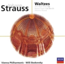 Strauss -Waltzes, CD / Album