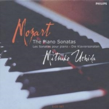 Mozart: The Piano Sonatas, CD / Album