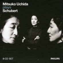 Mitsuko Uchida Plays Schubert Sonatas and Impromptus, CD / Album