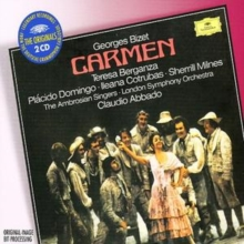Carmen (Domingo), CD / Album