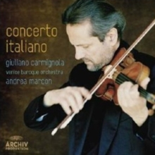 Concerto Italiano, CD / Album