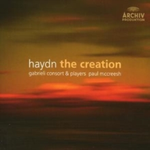 Creation, The (Mccreesh, Gabrieli Consort), CD / Album