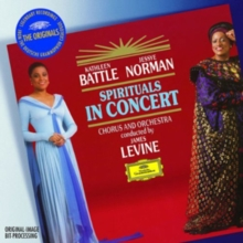 Spirituals in Concert, CD / Album