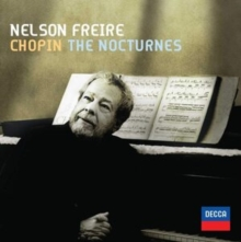 Nelson Freire: The Nocturnes, CD / Album