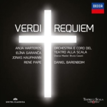 Verdi: Requiem, CD / Album