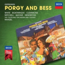 Gershwin: Porgy and Bess, CD / Album