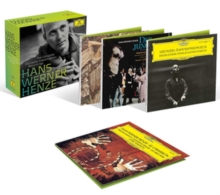 Hans Werner Henze: The Complete Deutsche Grammophon Recordings, CD / Box Set Cd