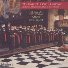 THE MUSIC OF ST PAUL'S CATHEDRAL, CD / Album
