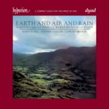 Earth and Air and Rain, CD / Album