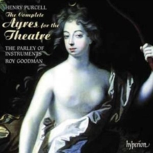 Henry Purcell: The Complete Ayres for the Theatre, CD / Album