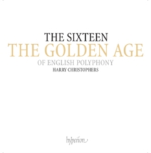 The Sixteen: The Golden Age of English Polphony, CD / Album Cd