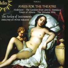 Ayres for the Theatre (Parley of Instruments), CD / Album