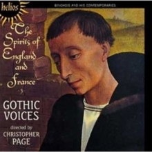 The Spirits of England and France, CD / Album