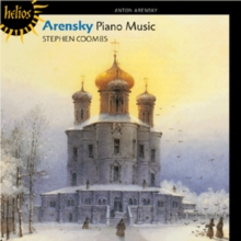 Arensky: Piano Music, CD / Album Cd
