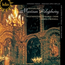 Masterpieces of Mexican Polyphony, CD / Album