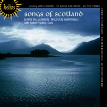 Songs of Scotland, CD / Album