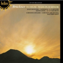 Anton Bruckner: Te Deum, Mass in D Minor, CD / Album