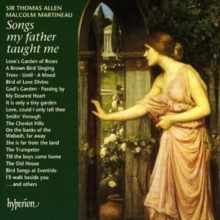Songs My Father Taught Me (Allen, Martineau), CD / Album