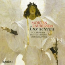 Lux Aeterna and Other Choral Works (Layton), CD / Album