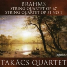String Quartets Opp. 67 and 51 No. 1 (Takacs Quartet), CD / Album